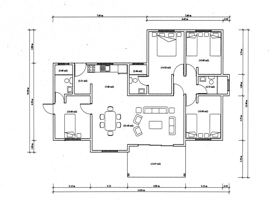 plattegrond-4slaapkamer
